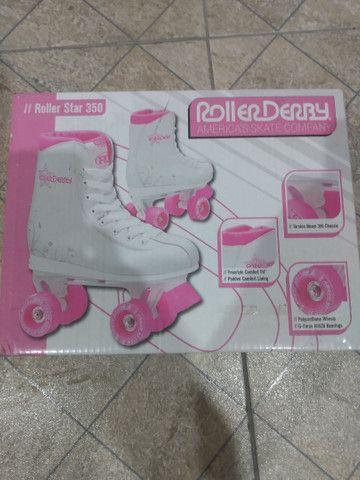 Patins Roller Derby