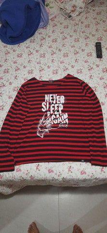 Suéter listrado freddy - Foto 4