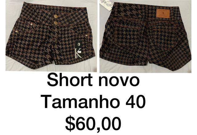 Short e saia  - Foto 2