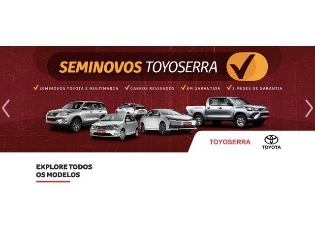 Toyota Yaris 1.5 16V FLEX SEDAN XL PLUS TECH MULTIDRIVE - Foto 9