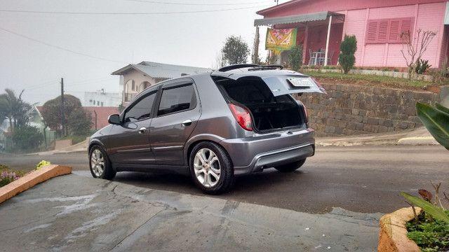 Celta LT 1.0 2012 Completo, Baixa KM, Legalizado. - Foto 7