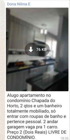 ALUGO APARTAMENTO CONDOMÍNIO CHAPADA DO HORTO