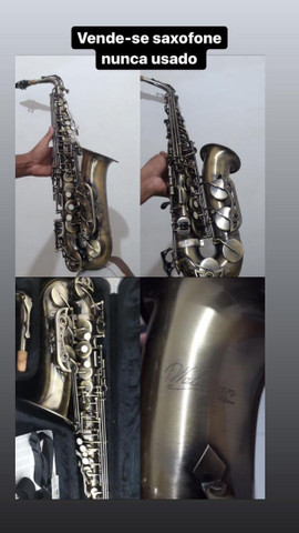 Saxofone - Foto 2