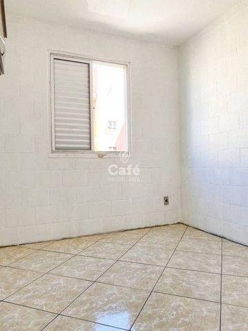 Apartamento semi mobiliado, ótimo apartamento Apto 2 quartoso. - Foto 12