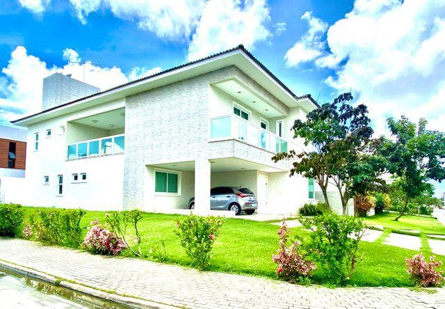 Linda casa projetada por arquitetos , 440m2  de puro luxo, requinte e bom gosto - Foto 2