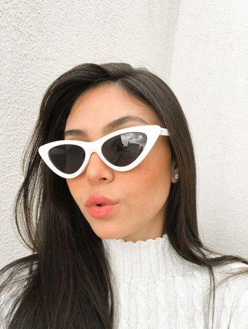 Óculos de Sol Venice Gatinho UV 400 - Foto 4