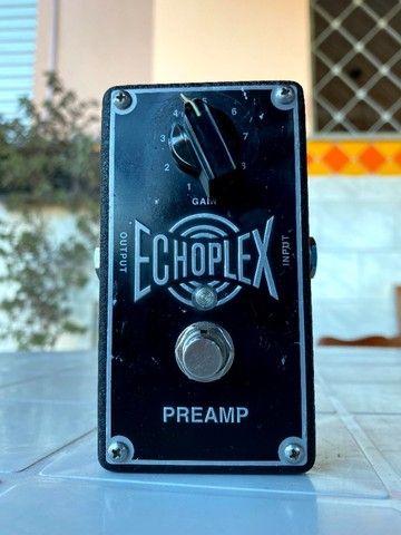 Pedal Booster/boost MXR Echoplex - Foto 4
