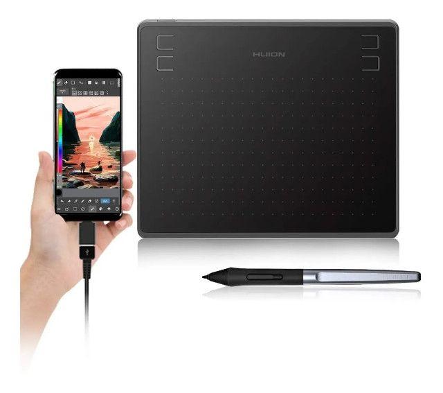 Mesa Digitalizadora Huion - Hs64 - Android/mac/win - Original