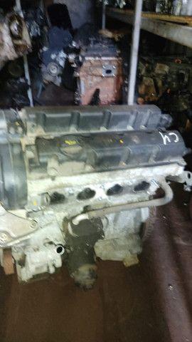 Motor C4 Usado E Revisado Muito Otimo - Foto 2