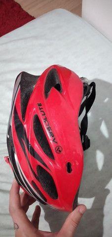 Capacete de bike - Foto 4
