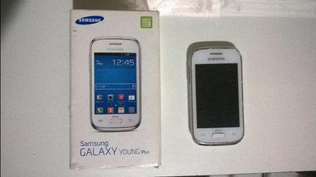 Samsung Galaxy Young Plus TV