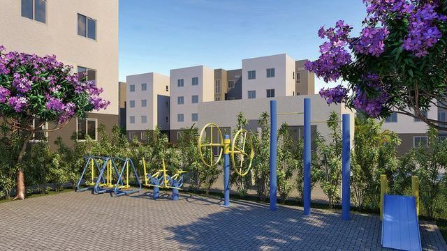 Apartamentos Novos de 2 Quartos em Planaltina DF | Minha Casa Minha Vida Parcelas R$399 - Foto 5