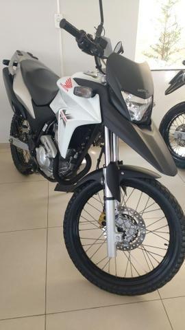 XRE 300 - Branca Perolizada -2013/14 doc.ok
