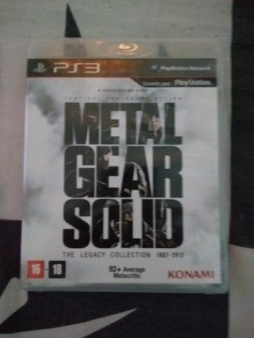 Matal Gear Solid Collection