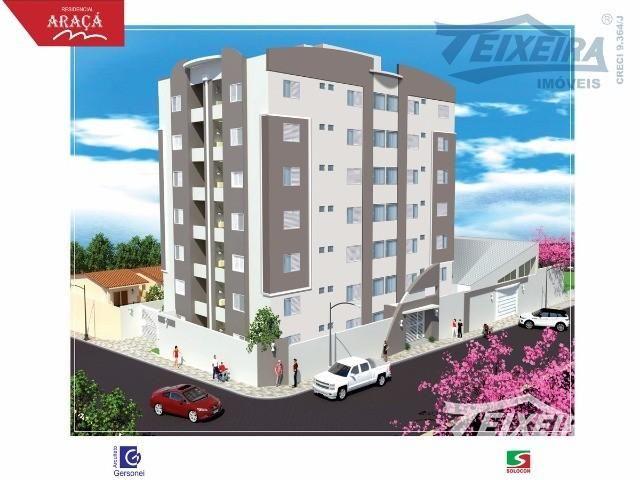 Apartamento à venda com 03 dormitórios em Vila duque de caxias, Franca cod:5607