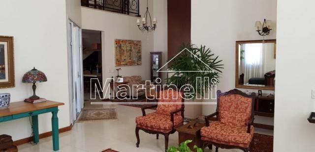 Casa de condomínio à venda com 4 dormitórios em Jardim botanico, Ribeirao preto cod:V18005 - Foto 3