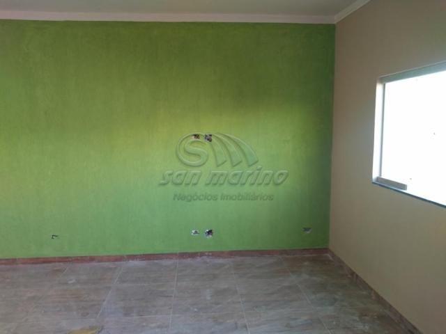Casa à venda com 2 dormitórios em Parque das araras, Jaboticabal cod:V4263 - Foto 2
