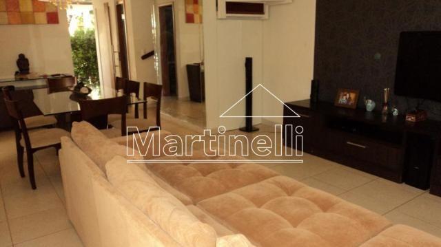 Casa de condomínio à venda com 4 dormitórios em Jardim botanico, Ribeirao preto cod:V29311 - Foto 2