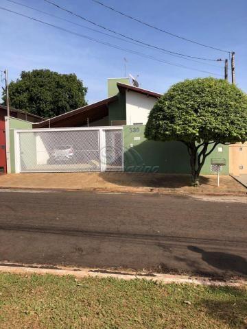 Casa à venda com 3 dormitórios em Loteamento colina verde, Jaboticabal cod:V4280 - Foto 2