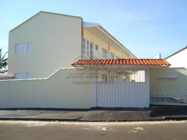 Apartamento para alugar com 1 dormitórios em Jardim sao marcos ii, Jaboticabal cod:L407