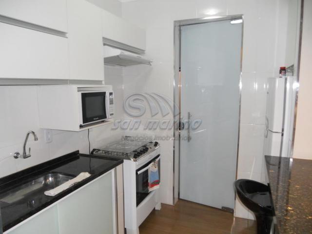 Apartamento à venda com 1 dormitórios em Jardim bela vista, Jaboticabal cod:V4407 - Foto 2