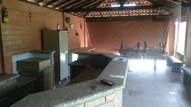 Chácara em cond. fechado em Cosmópolis. (CH0032) - Foto 14