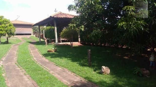 Chácara em cond. fechado em Cosmópolis. (CH0032) - Foto 5