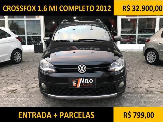 Crossfox 1.6 MI Completo 2012