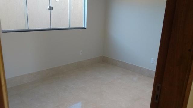 Samuel Pereira oferece: Casa 3 Quartos Nova Moderna Sobradinho Churrasqueira Condomínio - Foto 11