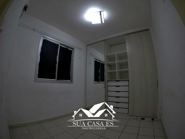 Excelente 2 quartos (sol da manhã)-Colinas de laranjeiras Cond. Ilha de vitória - Foto 2