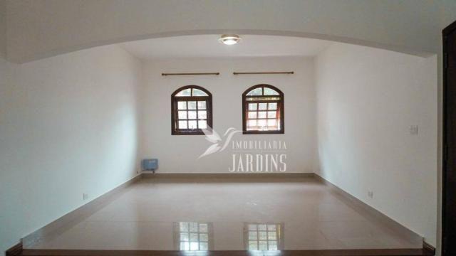 Casa com 3 dormitórios para alugar, 200 m² por r$ 2.100,00/mês - novo aeroporto - londrina - Foto 18