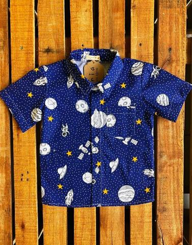 Camisas infantil