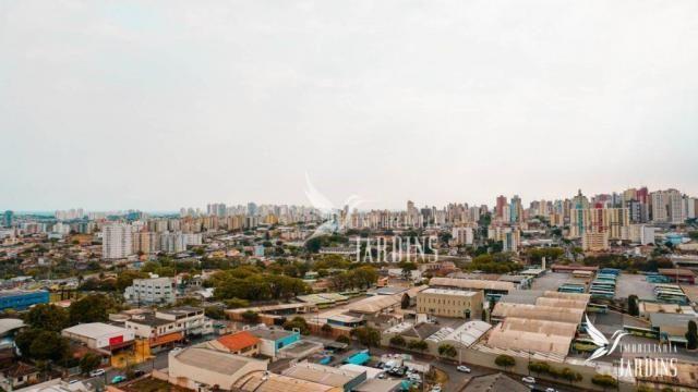 Apartamento com 3 dormitórios para alugar, 70 m² por r$ 1.400,00/mês - centro - londrina/p - Foto 16