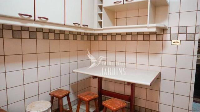 Casa com 3 dormitórios para alugar, 200 m² por r$ 2.100,00/mês - novo aeroporto - londrina - Foto 15