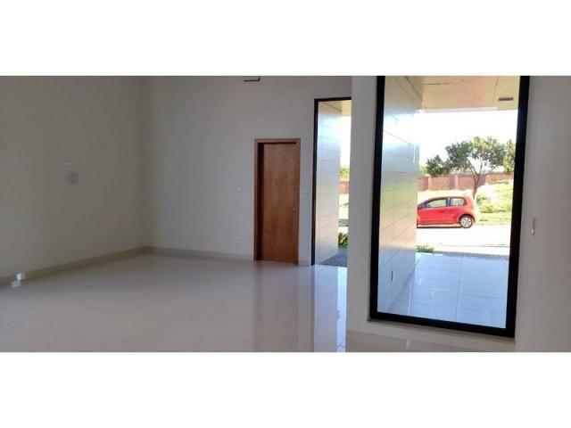 Casa à venda com 3 dormitórios em Condomínio buona vita, Araraquara cod:244 - Foto 5