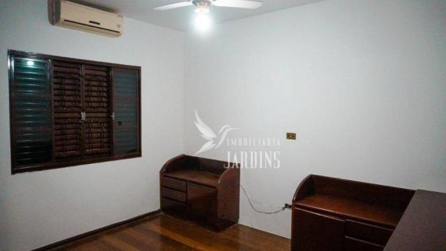 Casa com 3 dormitórios para alugar, 200 m² por r$ 2.100,00/mês - novo aeroporto - londrina - Foto 14