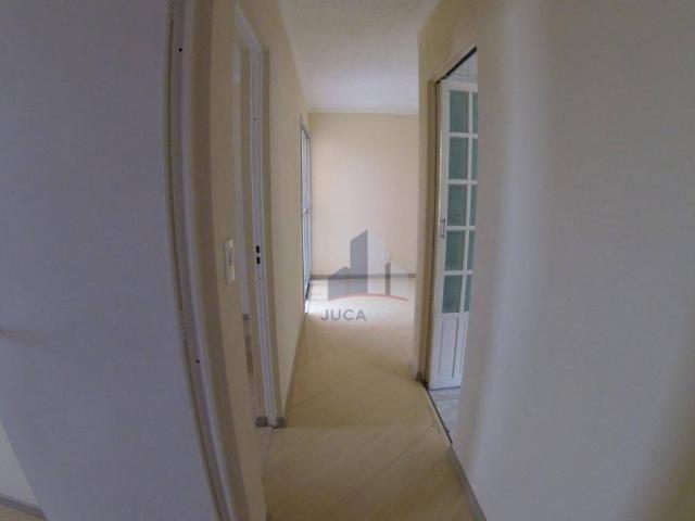 Apartamento com 2 dormitórios para alugar, 52 m² por r$ 1.350/mês - parque são vicente - m - Foto 18