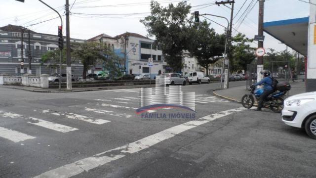 Terreno à venda, 420 m² por R$ 750.000,00 - Vila Matias - Santos/SP - Foto 12
