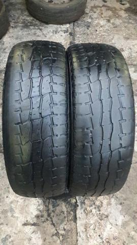 Par de pneu 205/60/16 usados.promoção - Foto 4