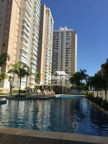Apartamento com 2 dormitórios à venda, 90 m² por r$ 523.000 - royal park - são josé dos ca - Foto 19