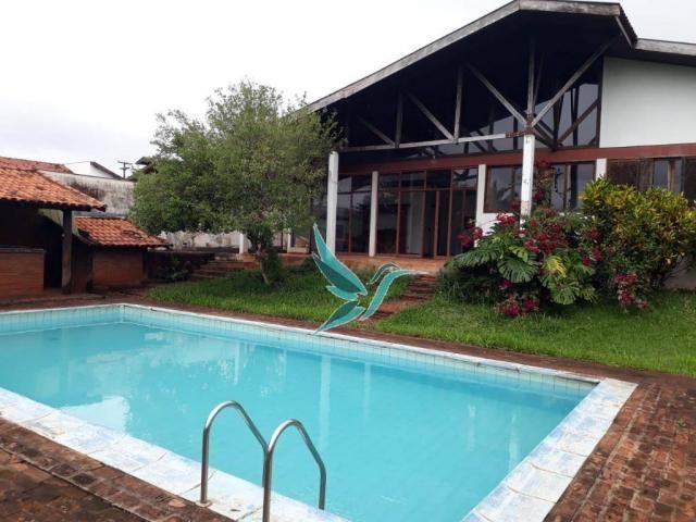Casa residencial à venda, colina verde, londrina.