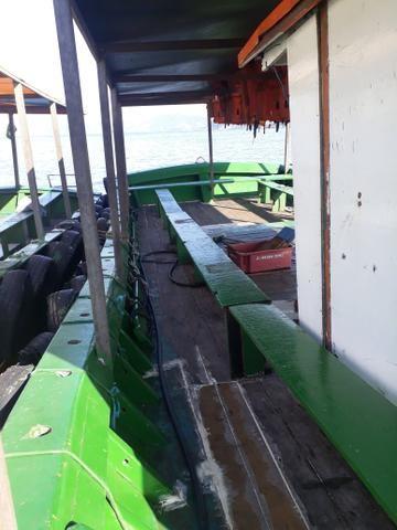 Traineira com 12metros de comprimento por 4 de largura - Foto 3