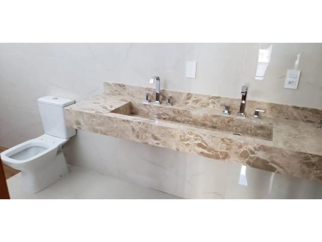 Casa à venda com 3 dormitórios em Condomínio buona vita, Araraquara cod:244 - Foto 15