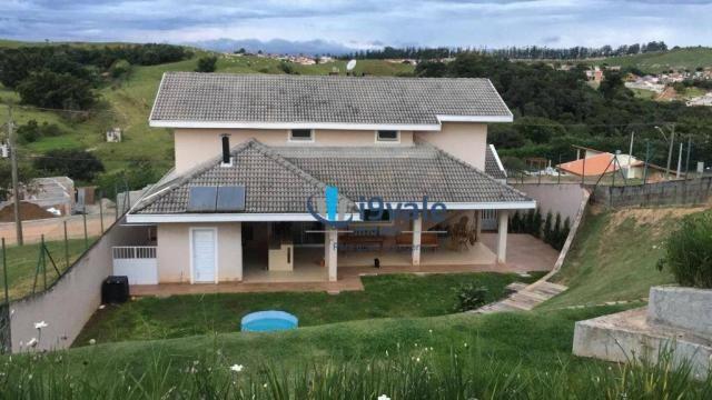 Casa com 5 dormitórios à venda, 360 m² - condomínio parque vale dos lagos - jacareí/sp - Foto 2