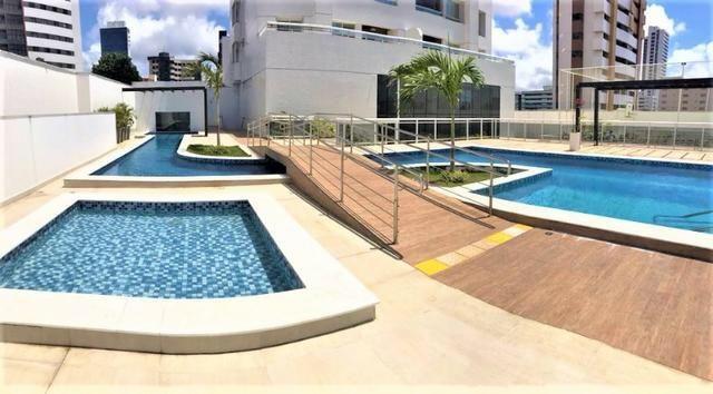 Excelente apartamento com 3 suítes em lagoa nova - Foto 14