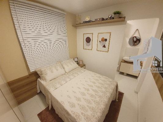 Casa 45 m ² com 2 Quartos Condomínio Residencial Happy M.C.M.V - Foto 5