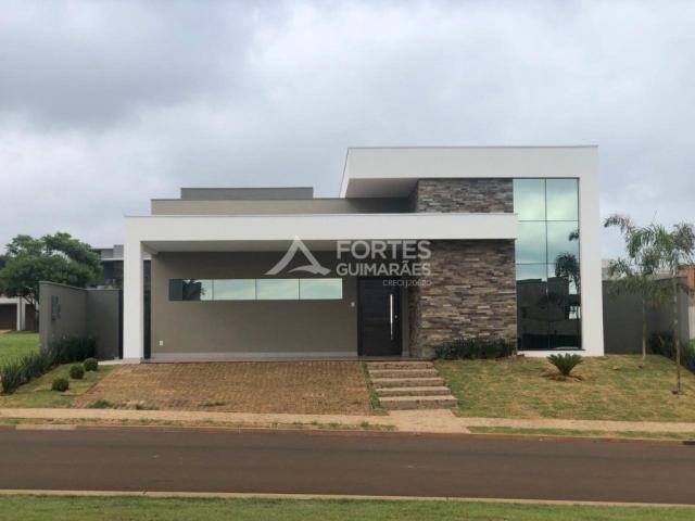 Casa de condomínio à venda com 3 dormitórios em Alphaville, Ribeirão preto cod:58697 - Foto 2