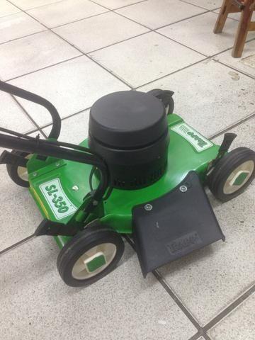 Máquina / carrinho cortar grama 1800 wats TRAPP bivolt - Foto 5