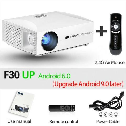 Projetor 3D, Full Hd, Android 6.0 (atualizável para 9.0), AUN F30UP - Foto 2