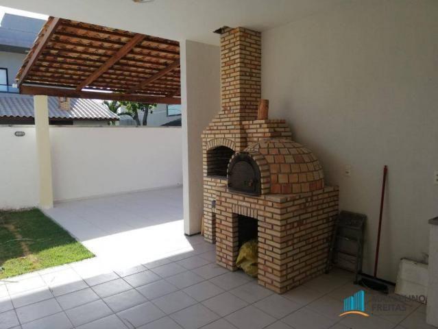 Casa com 4 dormitórios para alugar, 220 m² por r$ 3.509,00/mês - eusébio - eusébio/ce - Foto 14